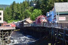Explore part two of Cruising to Alaska! Learn all about what to do in Ketchikan, Alaska. The Salmon capital of the world!