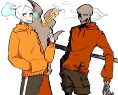 Neutral/Pacifist swap papyrus and genocide swap papyrus Toriel Undertale, Frans Undertale, Undertale Comic Funny, Undertale Ships, Undertale Fanart, Sans Anime, Underswap Papyrus, Undertale Drawings, Pokemon