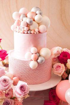 Wedding cake idea; Featured Photographer: Jess Jacob Creative, Featured Cake: Cakes 2 Cupcakes, Via Jason James Design