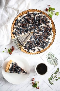 Tarta z mascarpone przepis Gordon Ramsay, My Recipes, Nutella, Tiramisu, Camembert Cheese, Brownies, Pie, Cooking, Sweet