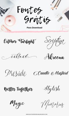 Story Instagram, Instagram Blog, Lettering Tutorial, Calligraphy Fonts, Typography Letters, Aesthetic Fonts, Kid Fonts, Princess Drawings, Cricut Fonts