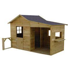 Maisonnette en bois Gaby