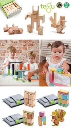 Wooden It Be Nice: Tegu Reinvents Block Play