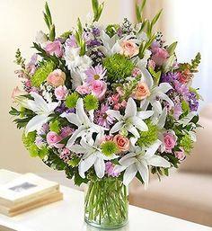 1800Flowers - Sincerest Sorrow - Multicolor Pastel - Large - http://flowersnhoney.com/1800flowers-sincerest-sorrow-multicolor-pastel-large/