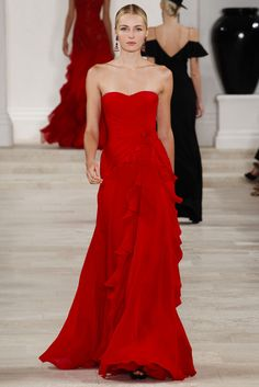 Ralph Lauren Spring 2013 Ready-to-Wear - Collection - Gallery - Style.com