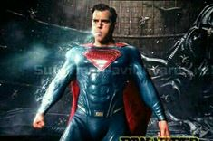 Superman's ice breath