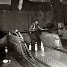 before there were pinsetters