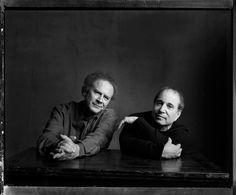 Simon & Garfunkel by Danny Clinch