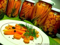 Μια σούπα για το βράδυ | SheBlogs.eu Vegetable Side Dishes, Fresh Vegetables, Preserves, Pickles, Asparagus, Cooking Tips, Watermelon, Carrots, Food And Drink