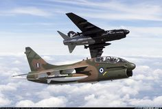 """Hellenic Air Force LTV TA-7C Corsair II last flight/see details from black one A7 pirates """"fly low hit hard"""""""
