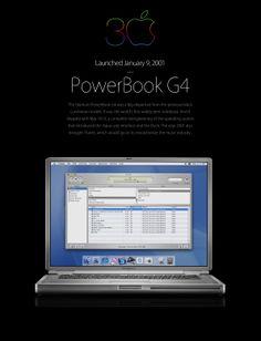PowerBook G4 > 2001