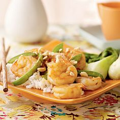 Kung Pao Shrimp by Cooking Light