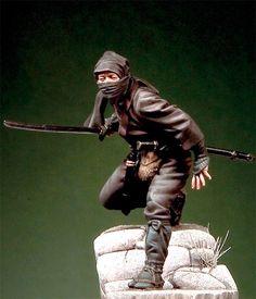 Ninja | Pegaso Models