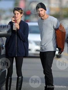 Theo James og Shailene Woodley officielt dating