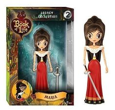 The Book of Life Legacy Collection #2 Maria Figure Funko 2014 ** NEW | Toys & Hobbies, Action Figures, TV, Movie & Video Games | eBay!