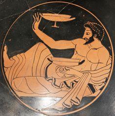Juegos de borrachera de la Antigua Grecia