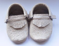 These ones if I really can't have gold.  FREE SHIPPING Handmade off white textured baby by LittleYetiShoes White Texture, Ottawa, Moccasins, Off White, Toms, Canada, Flats, Free Shipping, Sneakers