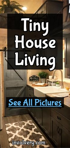 decorated tiny homes - tiny house living maximize space tips - tiny house ideas for families layout floor plans - pictures of tiny houses and more super tiny house ideas - tiny home ideas little houses layout Living In A Shed, Tiny Living Rooms, Tiny House Living, Inside Tiny Houses, Tiny Houses For Sale, Tiny House Layout, House Layouts, Tiny House On Wheels, Small House Plans