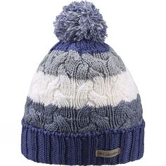69409ad97b7 Check out the Columbia Carson Pass Beanie at Cotswold Outdoor. Fleece lined  and festive