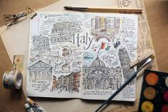 Abbey Sy   Tips on Travel Journaling