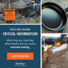 Understand critical information about PFCs (including PFOA), and consider how Black Berkey® Purification Elements can help to safeguard your family's drinking water.