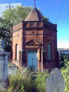 Jewish Burial Ground, Florence Place, Brighton