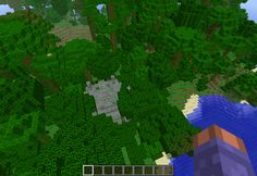 Best Minecraft Seeds Collection Updated 1.3.2, 1.2.5, and 1.3.1