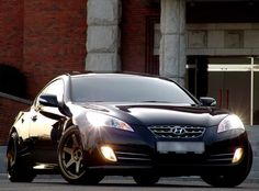 genesis coupe, black with black... i will own you.