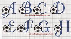 monogramas em ponto cruz estilo japones - Pesquisa Google
