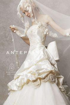 アンテプリマ ドレス ANTEPRIMA ANTEPRIMAドレス 岐阜・名古屋の貸衣裳・ドレスレンタル ウェディングプラザ二幸