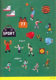 Master Makoto Oozu Collection 03 Cross Stitch par MeMeCraftwork