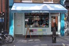 Since opening in Jacob Kennedy of Gelupo fame has wowed London with his innovative flavours winning the accolade of Time Out's 2012 To. London Food, Time Out, Restaurants, Shops, Outdoor Decor, Beautiful, Cafes, Diners, Tents