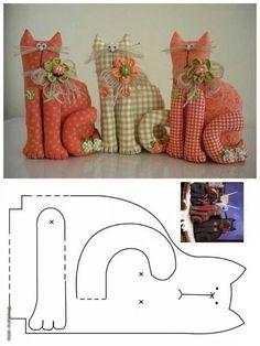 pattern - cats