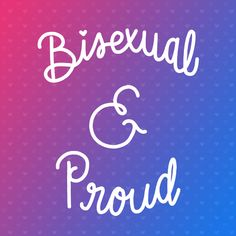 Bi Visibility Day, which falls on September 23rd each year, is a great day to be super duper proud of being you. | We Asked People Why They're Proud To Be Bisexual And The Responses Are Perfect