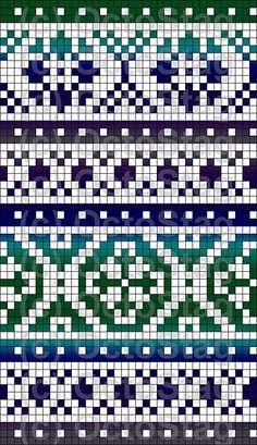 Gradient Fair Isle Pattern Mehr fair isle knitting patterns Kyle Fair Isle Strickschal aus WolleFair Isle MotiveSchön in Fair IsleGestrickte Fair Isle Hüte Tejido Fair Isle, Punto Fair Isle, Motif Fair Isle, Fair Isle Chart, Fair Isle Knitting Patterns, Knitting Stiches, Knitting Charts, Knitting Designs, Knitting Projects