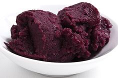 This must be why we just planted mulberry trees:  mulberry sorbet from Hank Shaw at hunter angler gardener cook