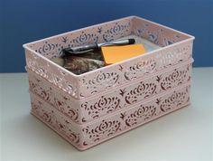 Multi functional Organizing Trays-Storage Baskets- Pack of 3