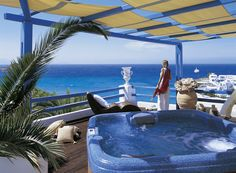 Royal Myconian Thalasso Spa, Mykonos Island Greece