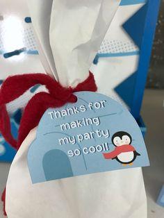 Penguin Party Favors