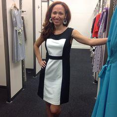 Vestido blanco y negro #MamiSwagger