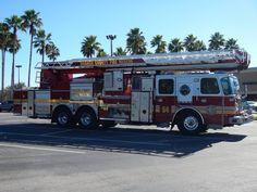 Orange Co. Fire Rescue - Truck 54