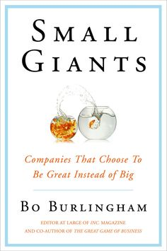 Download extreme ownership by jocko willink pdf ebook kindle small giants companies that choose to be great instead of big by bo birlingham book fandeluxe Images