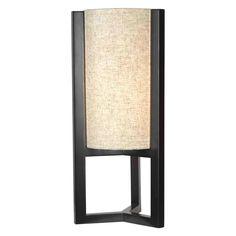 Kenroy 32161MBR Teton Table Lamp | from hayneedle.com