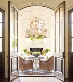 Design by Providence Ltd. Interior Design, Photographed by Nancy Nolan for @At Home in Arkansas Magazine