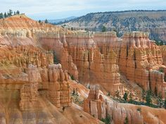 Bryce Canyon National Park of USA 12