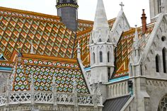 Mátyás-templom (Matthias Church)- 29 Places That Prove Budapest Is The Most Stunning City In Europe Buda Castle, Budapest Travel, Europe Continent, Church Of Our Lady, Austro Hungarian, Cities In Europe, Central Europe, Most Beautiful Cities, Budapest Hungary