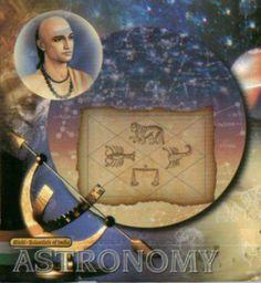 Astronomy originated in India