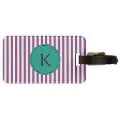 $$$ This is great for          	Monogram Purple and Emerald Green Stripes Pattern Tags For Luggage           	Monogram Purple and Emerald Green Stripes Pattern Tags For Luggage We provide you all shopping site and all informations in our go to store link. You will see low prices onReview       ...Cleck Hot Deals >>> http://www.zazzle.com/monogram_purple_and_emerald_green_stripes_pattern_luggage_tag-256833813697304977?rf=238627982471231924&zbar=1&tc=terrest