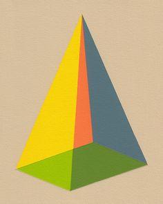 geometric art paintings - Google Search