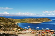 Lake Titicaca and Sun Island Catamaran Cruise from Puno Explore Lake Titicaca on a full-day catamaran cruise from Puno! First, travel across the border into Bolivia where you'll board a catamaran that will take you across Lake Titicaca, the sacred lake of the Incas. Then, visit Sun Island and Inti Wata before lounging on the boat and enjoying a delicious lunch. There's no better way to experience Peru than on a relaxing sightseeing cruise on Lake Titicaca! Depart from your Pun...